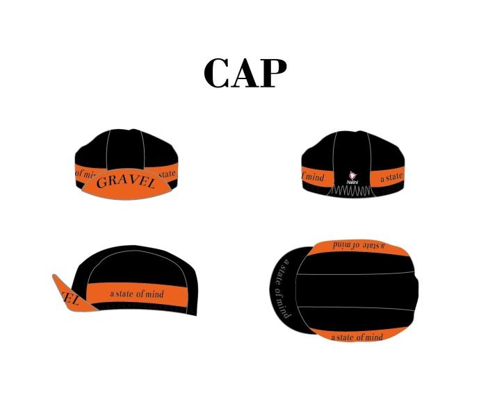 Cap mini-taglia